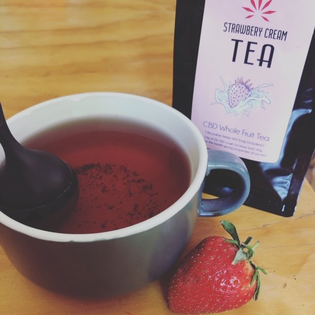 Read more about the article The Miracle Of CBD Wellness Tea